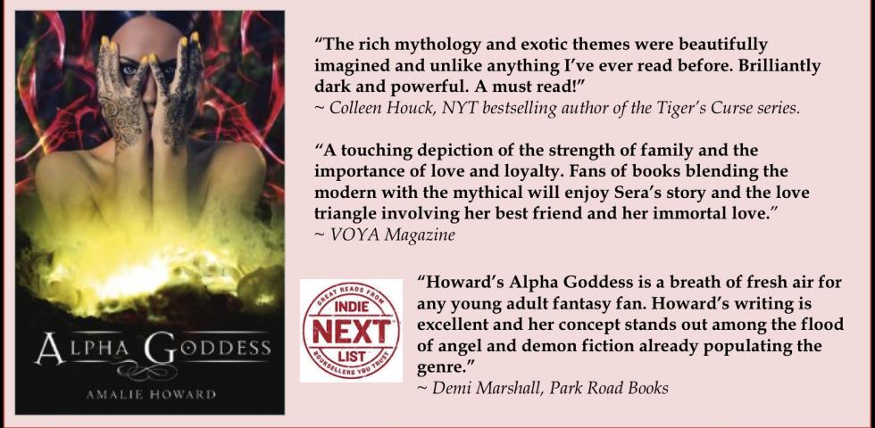 Alpha Goddess Banner