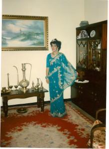 Amalie Divali Queen