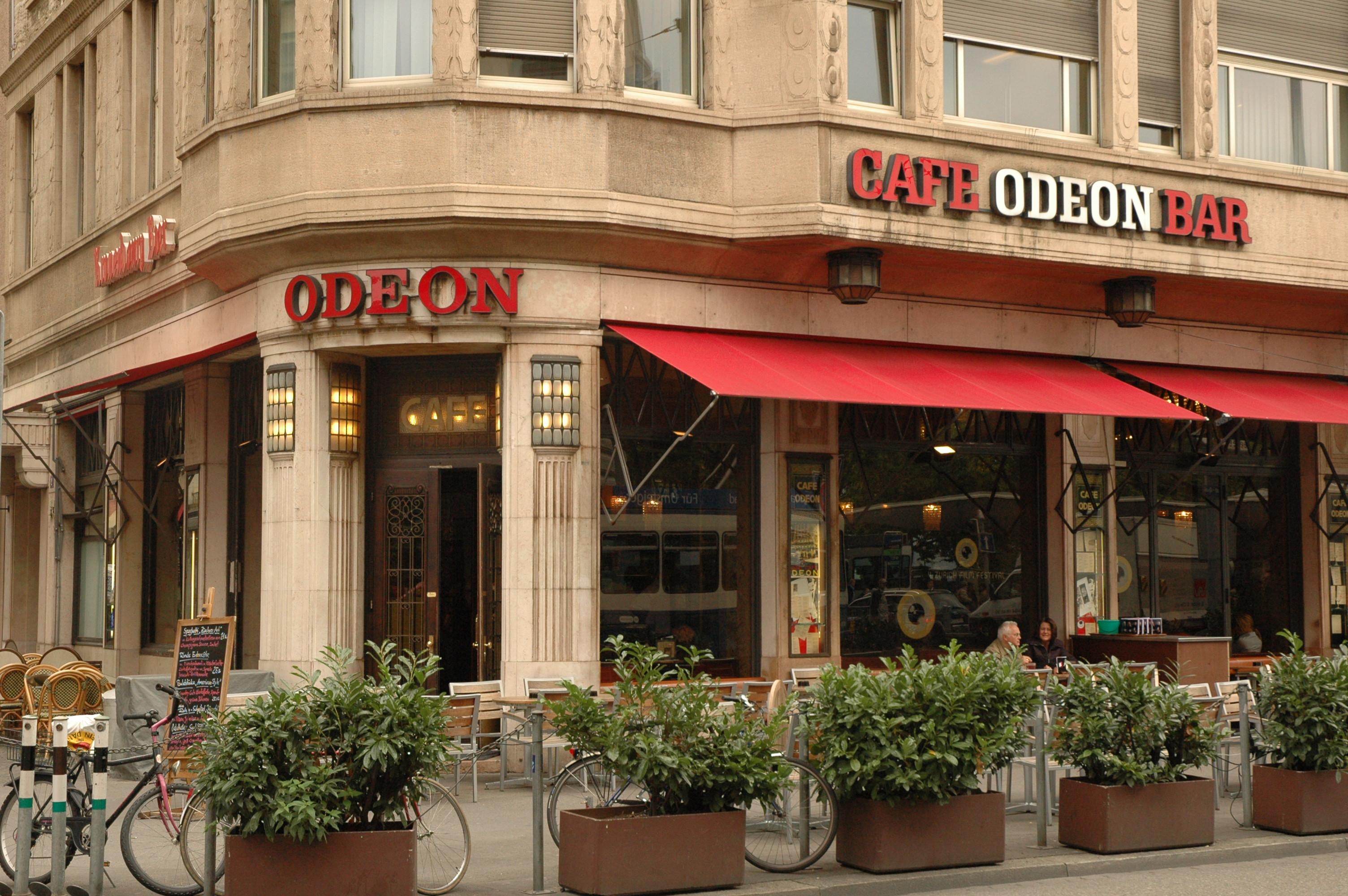 Resultado de imagem para café Odeon