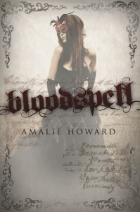 Bloodspell Front Cover Small