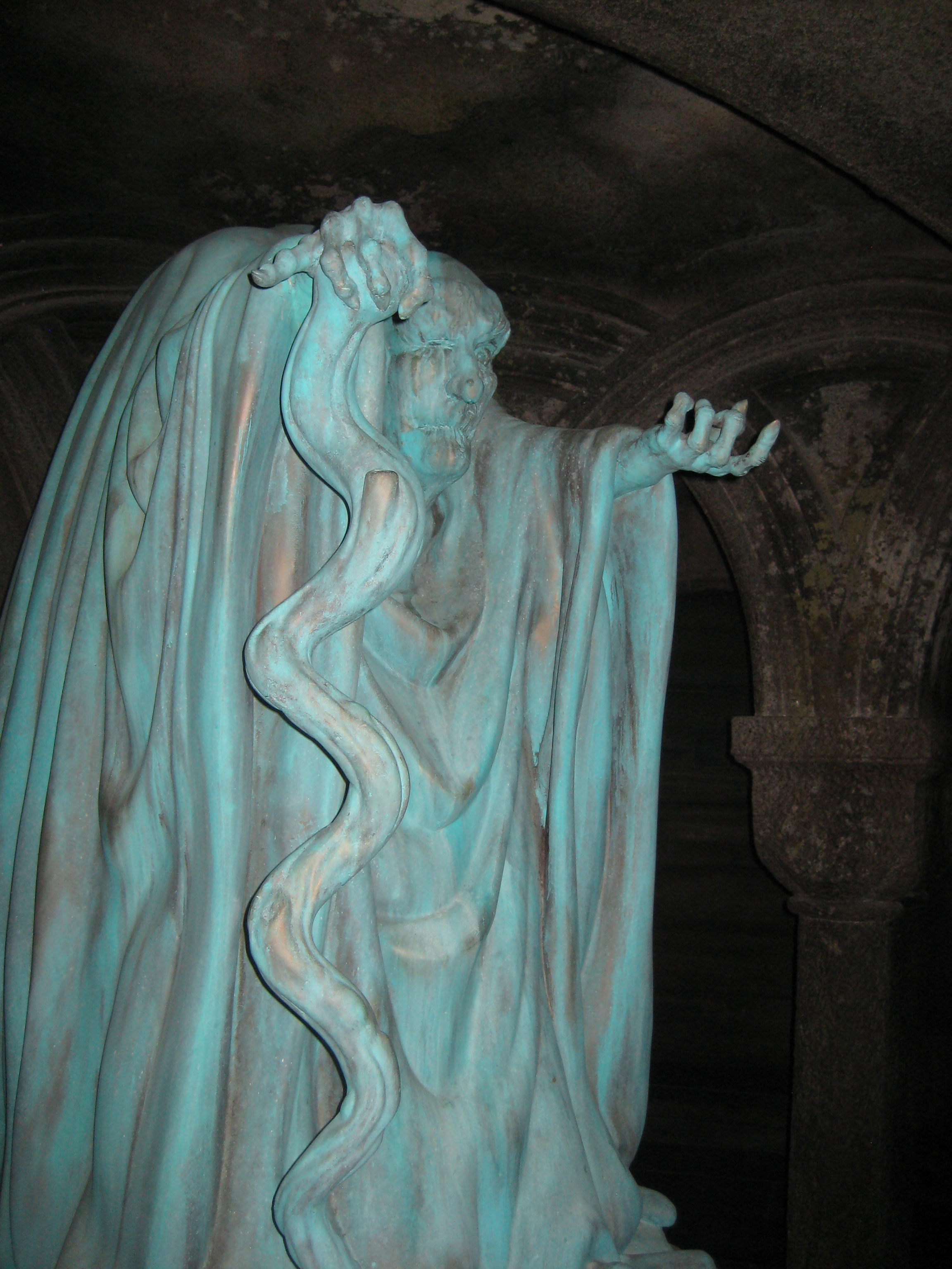 Statue of Voldemort