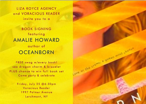 Oceanborn invite