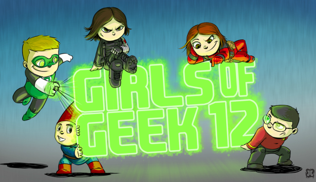 Girls of Geek 12